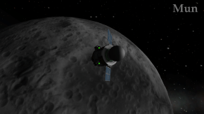 Inner moon of Kerbin